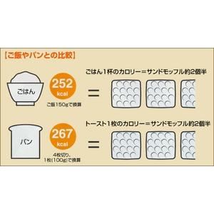 モッフルメーカー  (2枚焼タイプ)