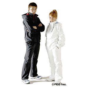 K-1リアルサウナスーツ ホワイト L