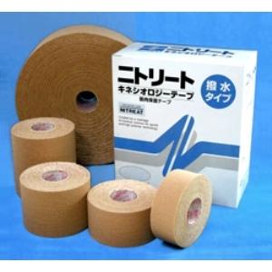 ニトリート キネシオロジーテープ(撥水) NKH-25 12巻
