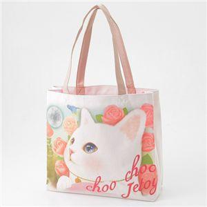 JETOY(ジェトイ) choo choo トートバッグ 4571265061809 (ピンクローズ)