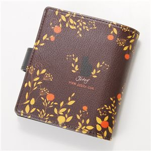 JETOY(ジェトイ) Choo Choo 二つ折り財布(Newスナップウォレット) クロ