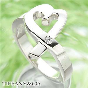 TIFFANY&CO. ラヴィングハートリング 1ダイヤモンド #7.0 / 14号