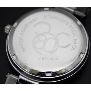 ディズニー世界限定ミッキー誕生80周年記念時計シリアルナンバー
