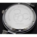 世界限定ミッキー誕生80周年記念時計(ピンク&ホワイト)