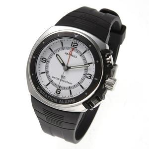 マキシオ激振(白)【腕時計】