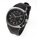マキシオ激振(黒)【腕時計】