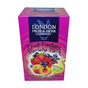 ロンドン フルーツ&ハーブティー フルーツファンタジー・バラエティーパック