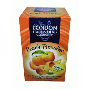 ロンドン フルーツ&ハーブティー ピーチパラダイス