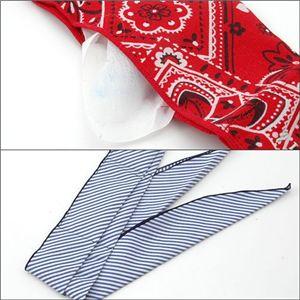 冷感スカーフ クールビビ ハートブラック