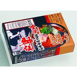 全国名店ラーメン(小)シリーズ 金澤濃厚中華そば 神仙SP-89 10個セット