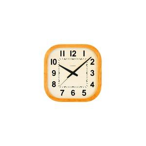 CHAMBRE KADOMARU CLOCK【CAFE BROWN】