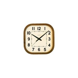 CHAMBRE KADOMARU CLOCK【BROWN】