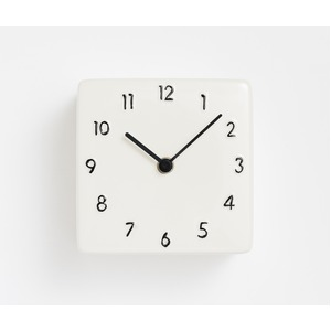 CHAMBRE CERAMIC CLOCK【BLACK】