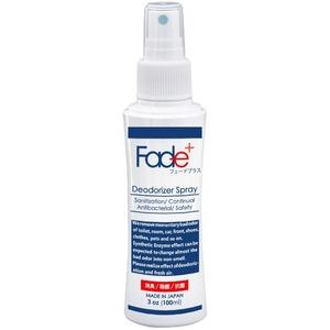 Fade+(フェードプラス)消臭・除菌・抗菌スプレー【携帯用】100ml【3本セット】