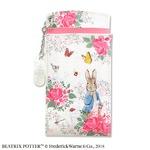 ピーターラビット胸ポケット用ペンケース 【2個セット】Glorious garden ピンク