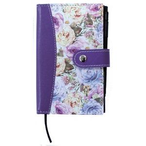 【バラ雑貨】ポケット手帳ローズポケットブック【5個セット】0170002set