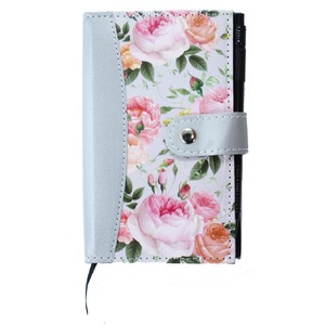 【バラ雑貨】ポケット手帳ローズポケットブック【5個セット】0170004set