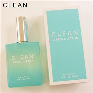 CLEAN(クリーン) ウォームコットン EDP 60mL