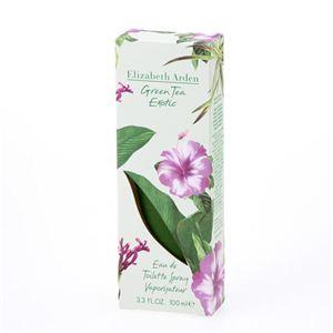 Elizabeth Arden(エリザベスアーデン) 香水 グリーンティ エキゾティック