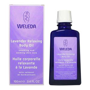 WELEDA(ヴィレダ) ラバンド オイル