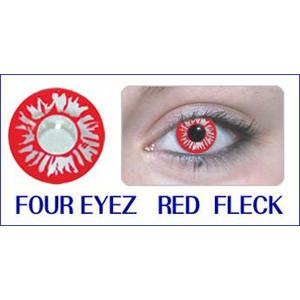 FOUREYEZ  RED FLECK 2枚セット