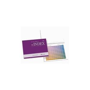 逆引きカラーチャート 色見本 color chart byINDEX SV