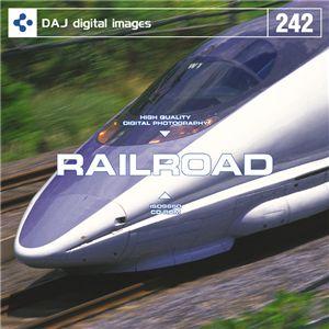 写真素材 DAJ242 RAILROAD 【トレイン トレイン】