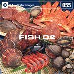 写真素材 DAJ055 FISH 02 【フレッシュフィッシズ 02】