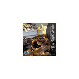 写真素材 マルク 食材の旅14 「真昆布(函館・川汲)」編