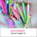 写真素材 naturalimages Vol.16 STATIONERY