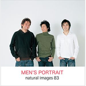 写真素材 naturalimages Vol.83 MEN'S PORTRAIT