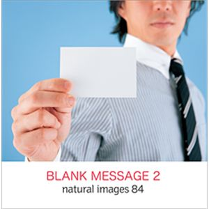 写真素材 naturalimages Vol.84 BLANK MESSAGE 2