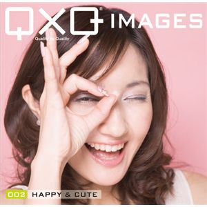 写真素材 QxQ IMAGES 002 Happy & Cute
