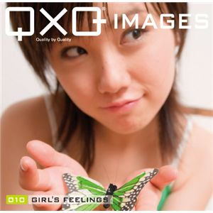 写真素材 QxQ IMAGES 010 Girl's feelings
