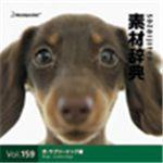 写真素材 素材辞典Vol.159 犬-ラブリードッグ編