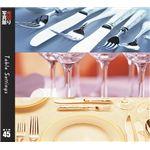 写真素材 VIP Vol.45 テーブル・セッティング 売切り写真館 イラスト