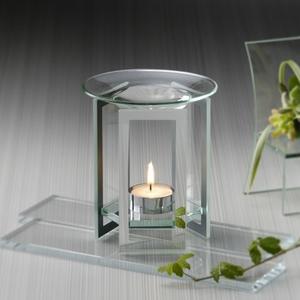 ガラス製アロマータワー
