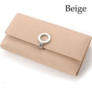 BVLGARI(ブルガリ) 長財布 23303/Beige
