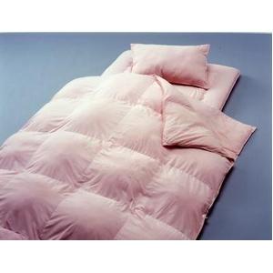 極細繊維マイクロファイバー使用の年中使える布団セット シングルピンク