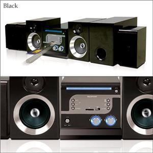 RAGTIME5.1chデジタルマルチミニコンポ RD-2010 ブラック
