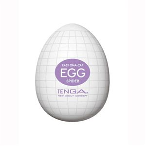 TENGA(テンガ) EGG 6個セット SPIDER/エッグ スパイダー