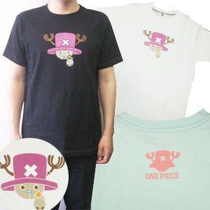 ワンピース チョッパーTシャツ サックス L