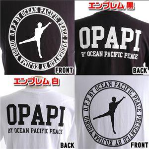 小島よしおプロデュースTシャツ エンブレム黒×ダブルネタ白 計2枚セット Lサイズ