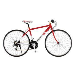 Ferrari(フェラーリ) 自転車 700C CR-D 7021 レッド