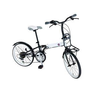 FIAT(フィアット) 折りたたみ自転車 FDB206SK 20インチ