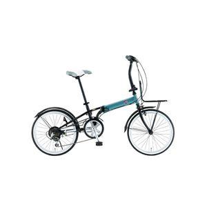 FIAT(フィアット) 折畳自転車 FDB206SK 20インチ