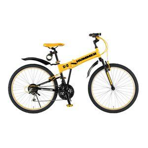 HUMMER(ハマー) 自転車 FDB268 F-sus NT 26インチ