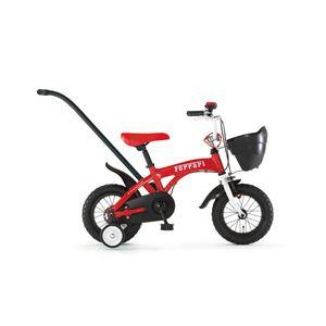 Ferrari(フェラーリ) 子供用自転車 12インチ AL-PILOTA 12 レッド
