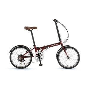 Alfa Romeo(アルファ ロメオ) 自転車 20インチ FDB 206N レッド