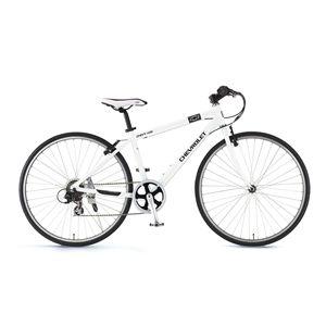 CHEVY(シボレー) 自転車 AL-CRB7006 700×32C ホワイト